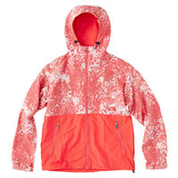 THE NORTH FACE/ザ・ノースフェイス ノベルティーコンパクトジャケット(レディース) NOVELTY COMPACT JACKET NPW71535-RB
